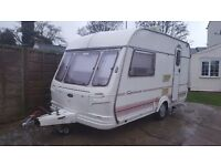 COACHMAN GENIUS 1997 WITH FULL AWNING BRAND NEW GROUND FLOOR MANY MORE