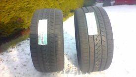 Winter Tyre's x2