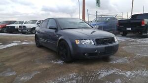 2004 Audi A4 1.8T AWD!! Leather & SunRoof!!