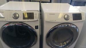 189- Laveuse Sécheuse Front SAMSUNG Frontload Washer and Dryer