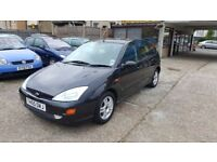1999 Ford Focus 1.8 i 16v Zetec 5dr LOW MILEAGE F / S / H / 2 OWNERS