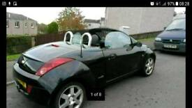 Ford streetka luxuary convertible