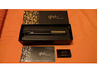 GHD IV Hair Straighteners GENUINE Boxed, Instructions & Ex Con