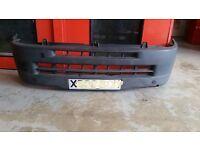 Fiat ducato year 2000 front bumper