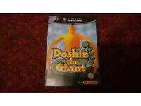Doshin the Giant for Nintendo Gamecube.