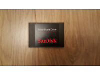 SanDisk SSD 64 GB Sata III 2.5-inch Internal SSD, up to 490 MB/s