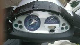 Piaggio fly 50cc 4t