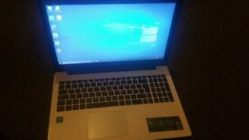 asus laptop 1tb .4 gb ram 14months old