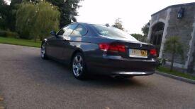 BMW 3 Series Coupe 2.0 Diesel .