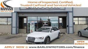 2013 Audi A4 allroad 2.0T (Tiptronic) (MASSIVE BLOWOUT)