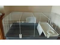 Rabbit/hamster/gerbil cage