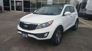 2016 Kia Sportage EX Luxury w/Navigation
