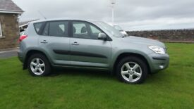TOYOTA RAV4 AUTO NEW SHAPE T5 FULLY HEATED LEATHER SEATS