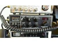 Ham International concorde 2. Am/fm/ssb cb radio from 1980s
