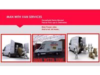 MAN & VAN or VAN HIRE from £25p/h in N. LANARKSHIRE! **ARCTIC COMMERCIALS**