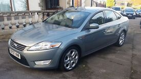 2007 / 07 PLATE Ford Mondeo 2.0TDCi Ghia 4dr (6 speed)