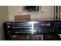 DENON DCD-715 cd player.