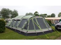 OUTWELL WOLF LAKE 7 CAMPING TENT