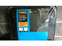 BRAND NEW NEVER USED CAR SEAT COVERS