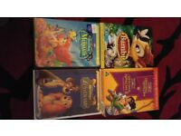 small disney dvd bundle