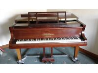 Bluthner 1922 5 Foot Grand Piano