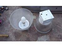 250w high pressure mercury warehouse lights