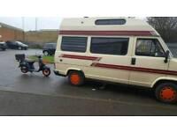 Campervan talbot express 4 berth