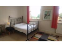 Large , spacious , bright room to ley short term in central Hove