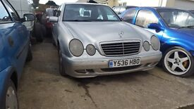 Mercedes diesel 3.2 6 cylinder ...mot ... cheap