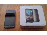 HTC One M8 Gun Metal Grey Unlocked