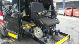 Quantum Sport HD Electric Wheelchair