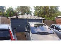 DOUBLE GARAGE - Pre fab Concrete sectional