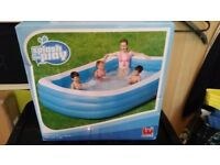 Brand new bestway paddling pool