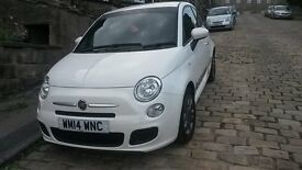 Great Condition FIAT 500 Sport