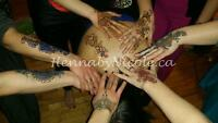 Henna party with Henna by Nicole