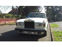 Silver Shadow Rolls Royce 1980 - £9,650