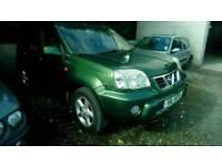 02 Nissan X Trial 5 DOOR .04 Toyota Verso 7 Seater.05 Honda jazz 5 DOOR from 425
