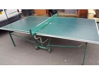 KETTLER Table Tennis. FREE delivery in Derby