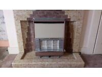 Vintage Gas fire
