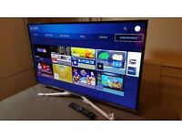 samsung ue40ku6020 led smart 4k . brand new condition. still with the plastic rap around it