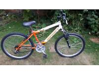 Concept suspension mountain bike one of many quality bicycles for sale one of many sale