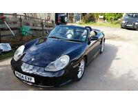 Porsche Boxster 986 2004