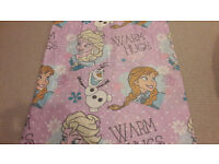 """Disney Frozen curtains 66"""" by 72"""""""
