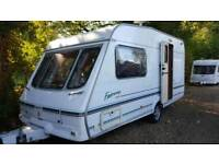 Swift fairway 2001 2 berth in good condition