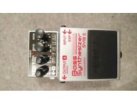 Boss SYB-5 Bass Synthisizer pedal