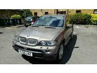 BMW X5 SPORTS AUTO 3.0 DIESEL SATNAV DVD 55 REG