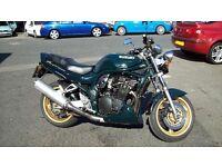 SUZUKI 1200 BANDIT USED MOTORCYCLE