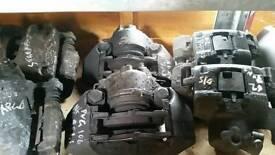 Peugeot 106 front brake calipers pair