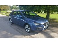 Ford Focus 2006 (low mileage 69k)