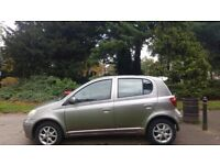 TOYOTA YARIS, 05 REG, 95K MILES, MOT, HPI CLEAR, 5 DOOR, DELIVERY AVAILABLE, DRIVES MINT